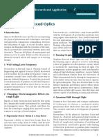 17. Editorial on Advanced Optics