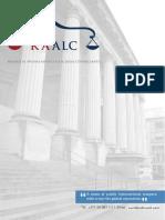 Top law firm in Dubai, UAE | RAALC