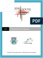 Sever Do Vouga Diagnostico Social 2016