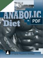 LA DIETA ANABÓLICA