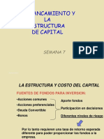SEMANA 7 APALANCAMIENTO Y LA ESTRUCTURA DE CAPITAL.ppt