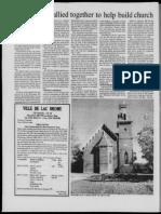 1st Methodist Church Stanbridge