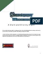 SRM00-05A A Dark and Stormy Night