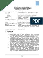 TOR Kegiatan Pelaksanaan e-planning.doc