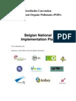 Unep Pops Nip Belgium 1.English