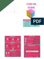 teoria cubo de rubik