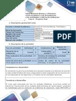 Guia de Actividades y Rúbrica de Evaluación - Fase 6 - Proyecto Final (1)