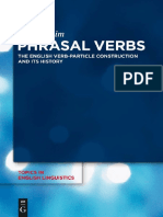 (Topics in English Linguistics 78) Stefan Thim-Phrasal Verbs_ the English Verb-Particle Construction and Its History-Walter de Gruyter (2012) (1)