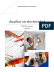 Auxiliar en Electricidad