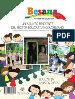 RevistaLaBesanaEducaciónFinal27jul18