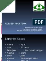 Missed Abortion