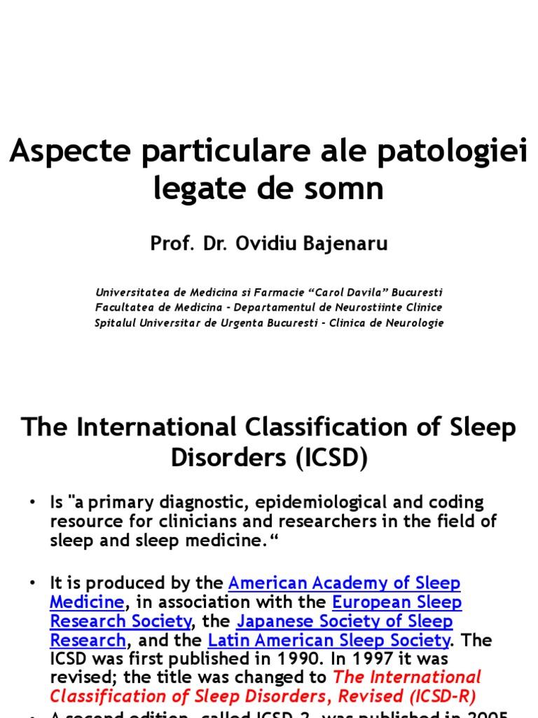 International Classification Of Sleep Disorders Second Edition Icsd-2 Free Pdf