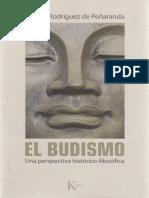 Miguel Rodriguez Peñaranda - El Budismo Una Perspectiva Historico Filosofica