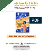Manual Usuario Estudiante