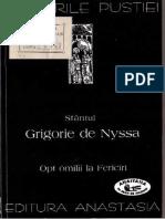 Grigorie de Nyssa - Opt omilii la Fericiri.pdf