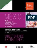 EXPO Sirha Mexico 2017 VIP