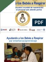2018 Ayudar a Los Bebés a Respirar