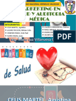 Marketing y Auditoria