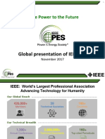 IEEE PES Day Presentation
