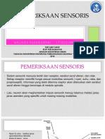 Pemeriksaan Sensoris_Melinda Kusumadewi_1710221098.pptx