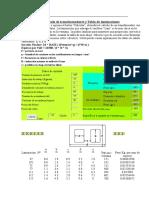 Cálculo de Transformadores 14volt 30 Amp