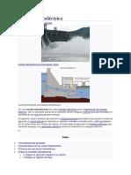 Termoelectricas e Hidroelectricas