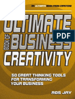 Jay Ros-Ultimate Book of Business Creativity _ 50 Great Thinking Tools for Transforming Your Business-Capstone Pub (2000)