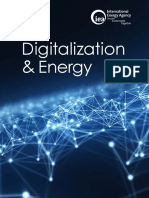 Digitalization and Energy 3