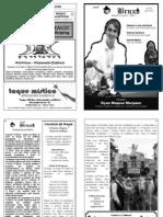 Jornal O Bruxo - 45ª Edição (Agosto - 2010)