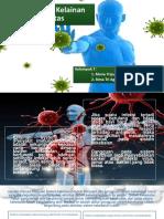 Kasus-kasus Kelainan Imunitas Imunologi