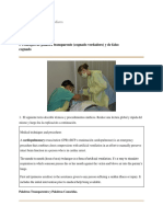 Lecto Escritura Para Medicos Leccion 1