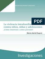 La Violencia Intrafamiliar Contra Ninos Ninas y Adolescentes Cuaderno (1)