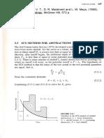 Curve Number Method