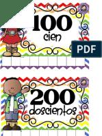 Familia de Cienes 100
