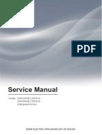 Service Manual Bora Gwh28aae-k3nna1a