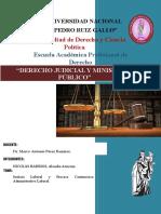 Justicia Laboral y Proceso Contencioso Administrativo Laboral