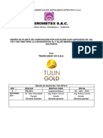 Proyecto Tulin Gold Co Sac