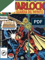 Warlock y La Guardia Del Infinito 1