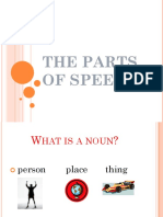The Parts of Speech 1