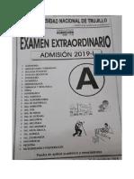 Examen Excelencia 2019 i A