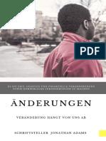 Änderungen Author Jonathan Adams Brand Cerda Deutsche Ausgabe