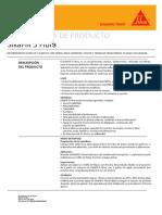 Manual de características SIKA FILL FIBRA 5