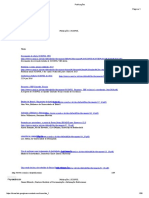 Lista de Publicações SCONUL