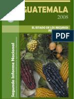 Estado de Los Recursos Fitogeneticos en Guatemala, Segundo Informe Nacional 2008