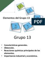 Semana 11 Grupo Iiia Caracteristicas, Obtención,Propiedades