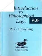 Anthony C. Grayling-An Introduction to Philosophical Logic 2nd Ed-Duckworth (1990)