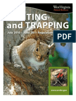 West Virginia 2010 Hunting & Trapping Regulations