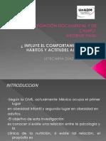 Presentación multimedia y exposición de resultados Regresar a