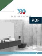 Catalogo A4 Passive Shower 2