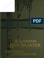 A Woman Rice Planter